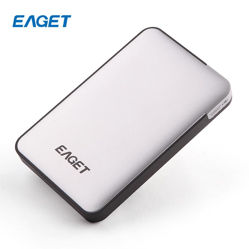 Original EAGET G30 External Hard Disk 1TB USB 3.0 High-Speed Shockproof Portable HDD 1TB Desktop Laptop Mobile Hard Drive 1tb(China (Mainland))