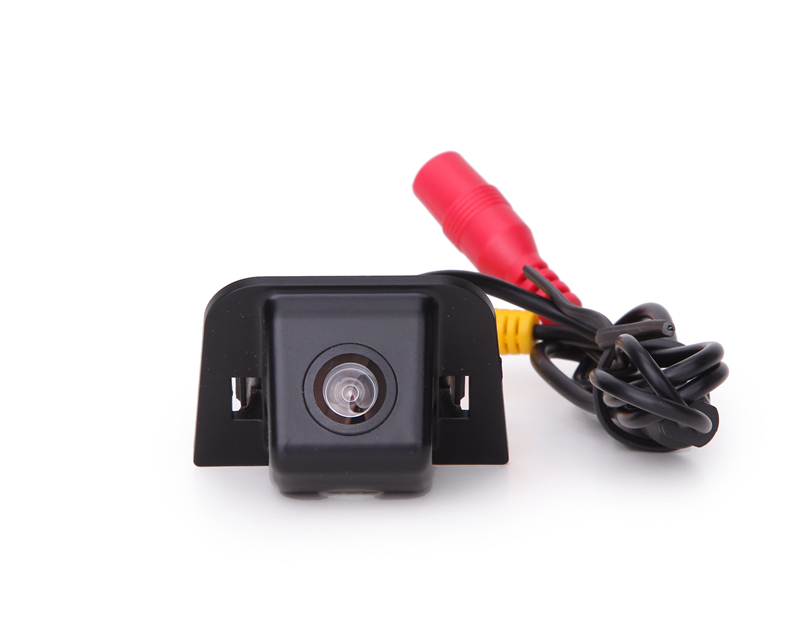 Ccd car reverse camera for toyota prius 2012 auto rear view backup review reversing parking kit