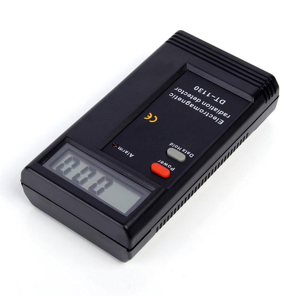 Electromagnetic Digital LCD Radiation Detector EMF Meter Dosimeter Tester