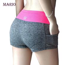 11 цветов женщины шорты лето 2015 мода женщин свободного покроя отпечатано прохладный женщины спортивные короткие фитнес-ходовые шорты