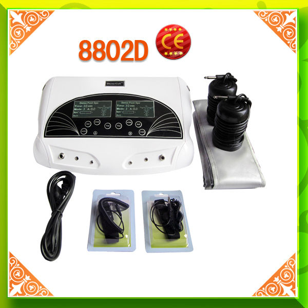 Hydrosana Dual System Toxin Removal Detox Foot Spa Commercial(China (Mainland))