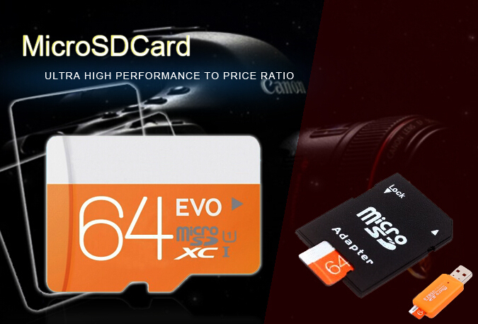 high speed micro sd card 8gb class 6 Memory Micro SD TF Card Class 10 With Original Package + Free Adapter + Gift Card Reader(China (Mainland))