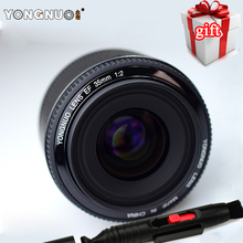 New YONGNUO 35mm Lens YN35mm F2 Lens 1:2 AF / MF Wide-Angle Fixed/Prime Auto Focus Lens For Canon EF Mount EOS Camera(China (Mainland))
