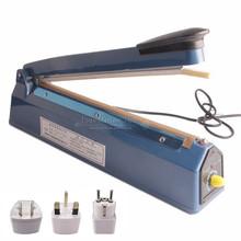 Buy 300mm Hand Impulse Sealer Heat Seal Machine Poly Plastic Bag Film Sealing PE/PP sealing machine 220V 400W for $57.72 in AliExpress store