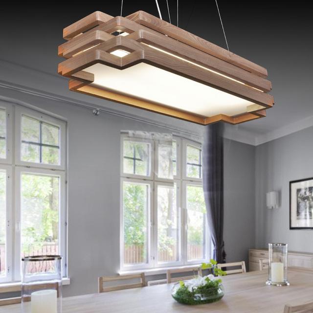 Aliexpress.com : acquista moderno e minimalista lampada lampadario ...