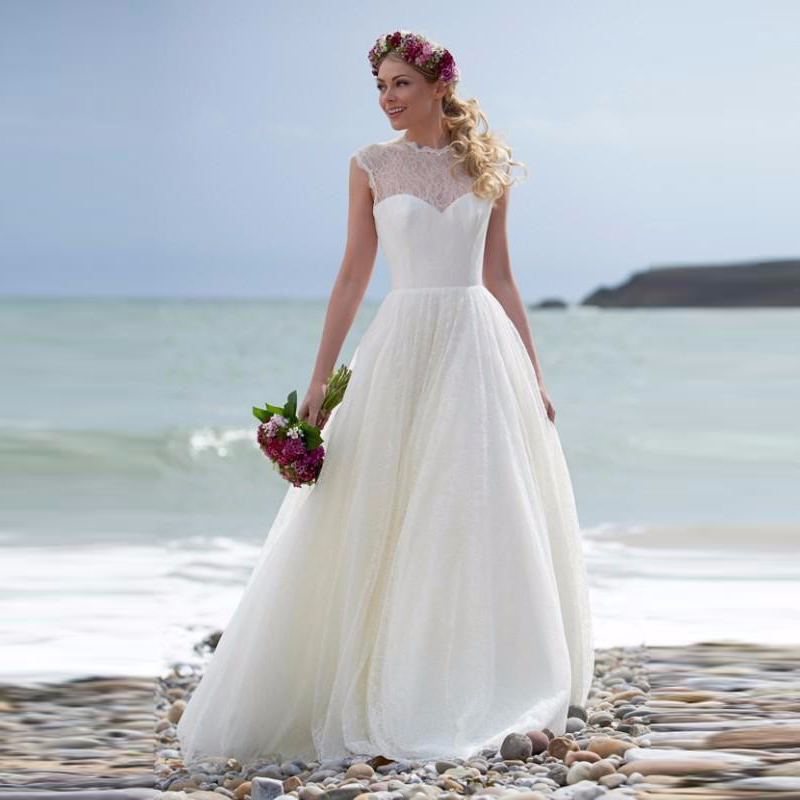 Online Kopen Wholesale Couture Beach Wedding Dresses Uit China Couture Beach Wedding Dresses