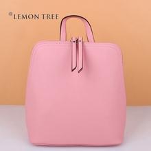 NEW 2015 Women Genuine Leather Bags Women Leather  Cowhide School Bag Candy Colors Bolsas Femininas WB-0005(China (Mainland))