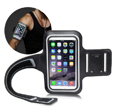 LINGWUZHE #2 Cell Phone waterproof Sport Arm Band Case Outdoor Running sports Arm Band Belts For Microsoft Nokia Lumia 640(China (Mainland))