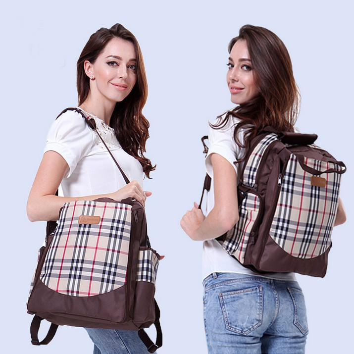 Large Capacity Superstar Maternity Backpack Baby Bags Diaper Backpack Travel Multifunctional Mother Nappy Backpack Maternidade