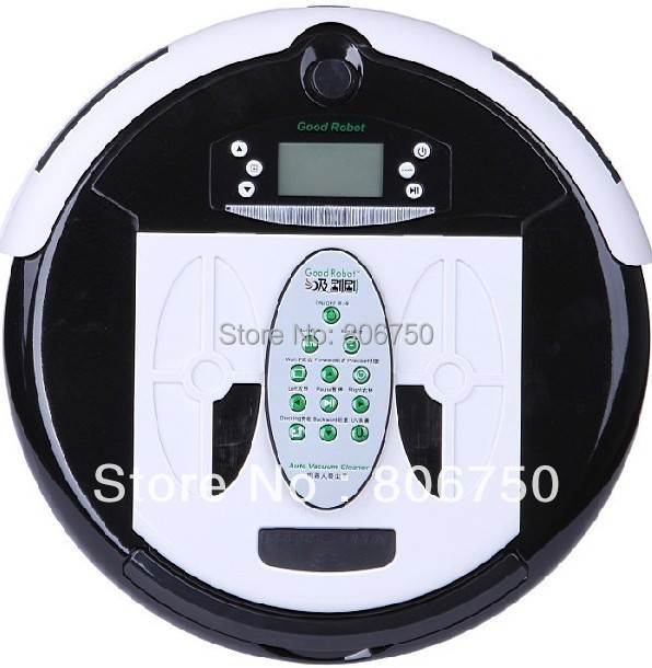 4 In 1 Multifunctional Robot Vacuum Sweeper(Auto Vacuum,Auto Sterilizing,Auto Mopping,Air Flavor),With Virtual Wall(China (Mainland))