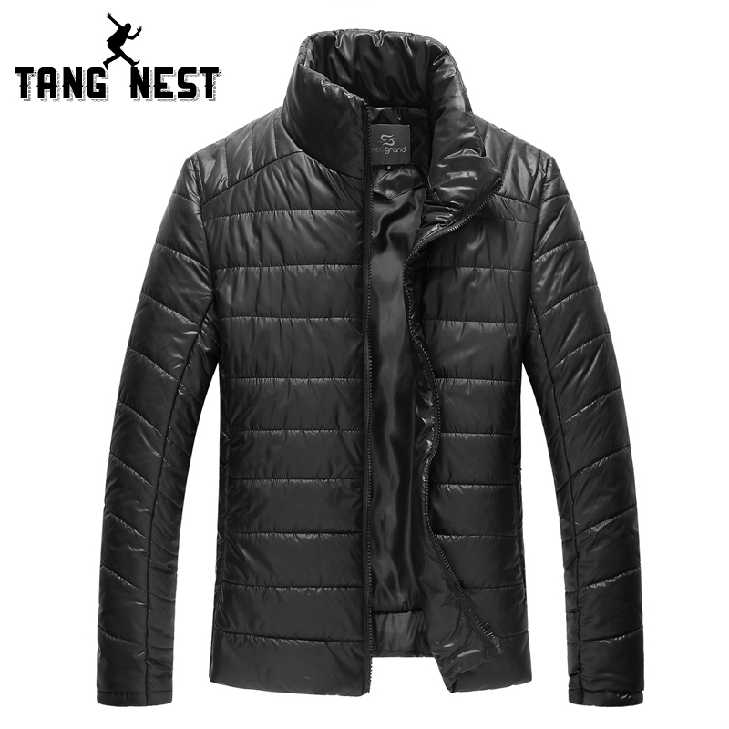 Newest 2016 Warm Winter Man's Jacket All-match Necessary Casual Soft Fit Men Coat Solid Size M-XXXL Popular Coat For Male MWM910(China (Mainland))