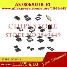 Бесплатная Доставка Электронный Регулятор Напряжения AS7806ADTR-E1 IC REG LDO 6 В 1A 7806 AS7806 10 ШТ.(China (Mainland))