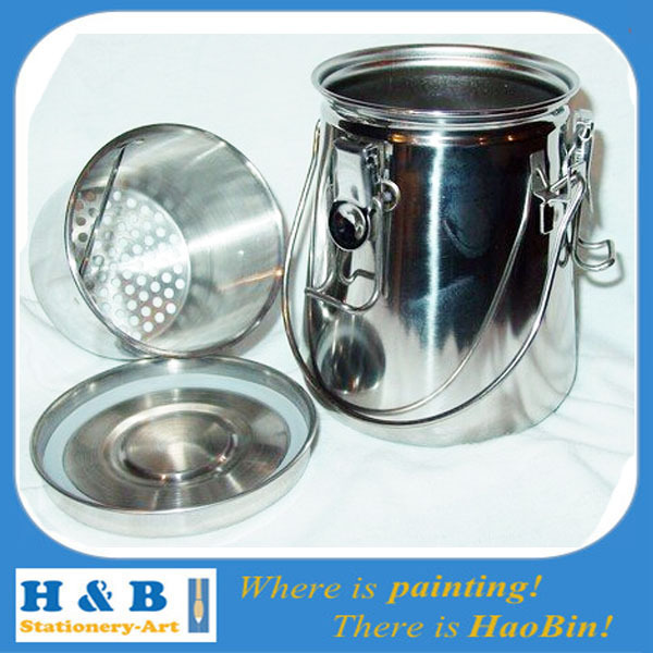 free shipping High Quality Stainless Steel Air Tight Brush Washer(China (Mainland))