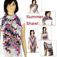 summer scarf promotion