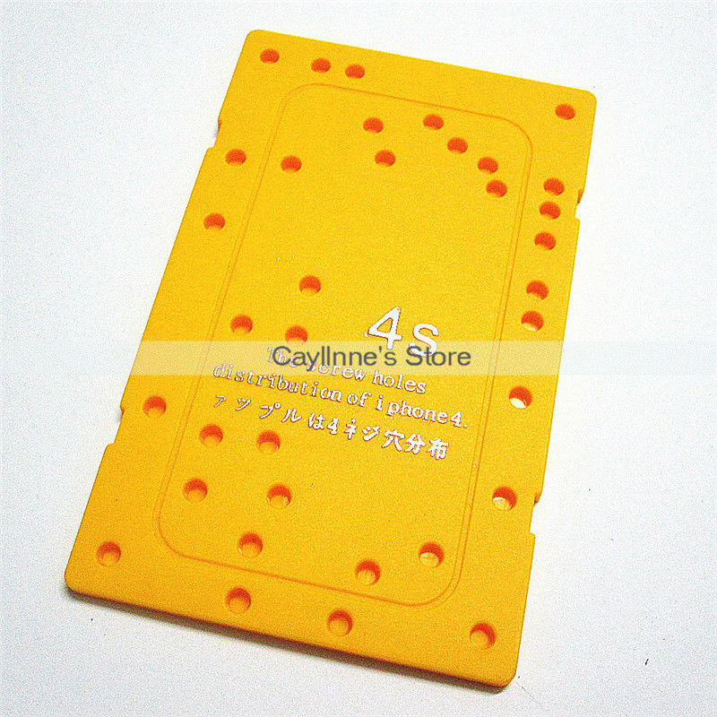 10pcs/Lot New Screw Hole Distribution for iPhone 4S Memory Location Board