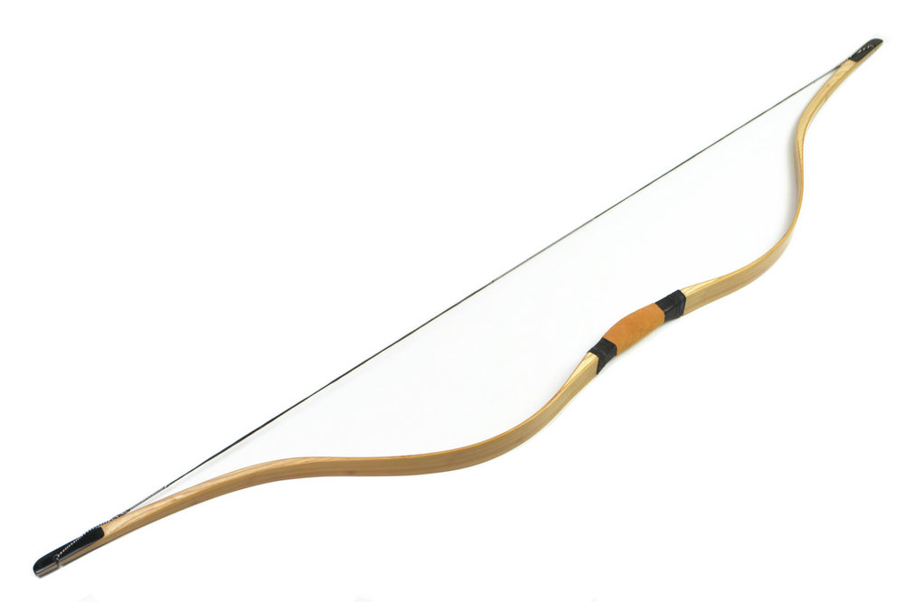 Recurve bow and arrow sport for Hunting Archery Traditional Han Longbow sales with 142cm 56 Length