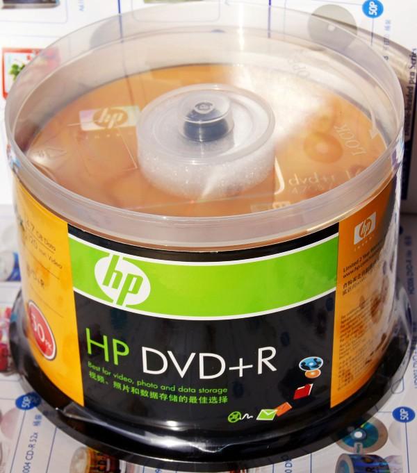 wholesale new DVD+R burn CD 16x 4.7G blank CDS 50PCS/lot(China (Mainland))