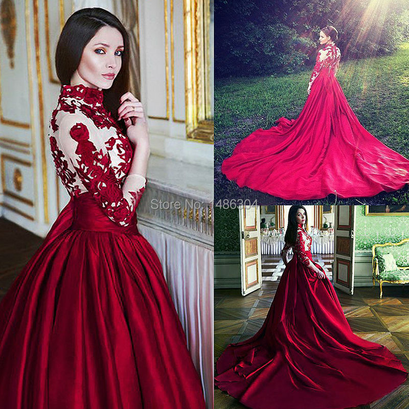 Funky Beautiful Red Ball Gowns Illustration - Best Evening Gown ...