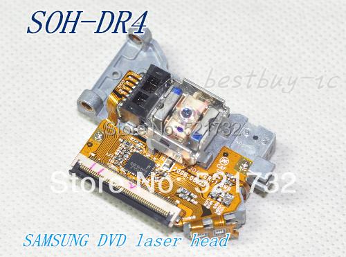 DVD CD VCD Optical pickup SOH-DR4 laser head SOHDR4 / DR4 Laser Lens repair parts