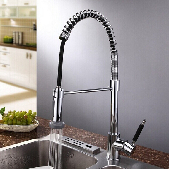 aliexpress com buy 2015 new kitchen faucet pull out