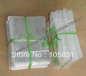 Free Shipping Clear flat cellophane bags for greeting cards gifts 10*25cm wholesale 300pcs/lot(China (Mainland))