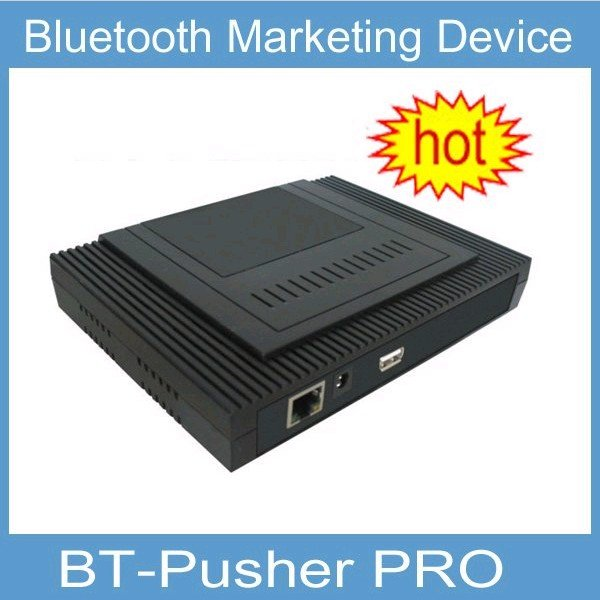 Bluetooth advertising device BT-Pusher PRO(Free promote your store and your business proximity marketing device)(China (Mainland))