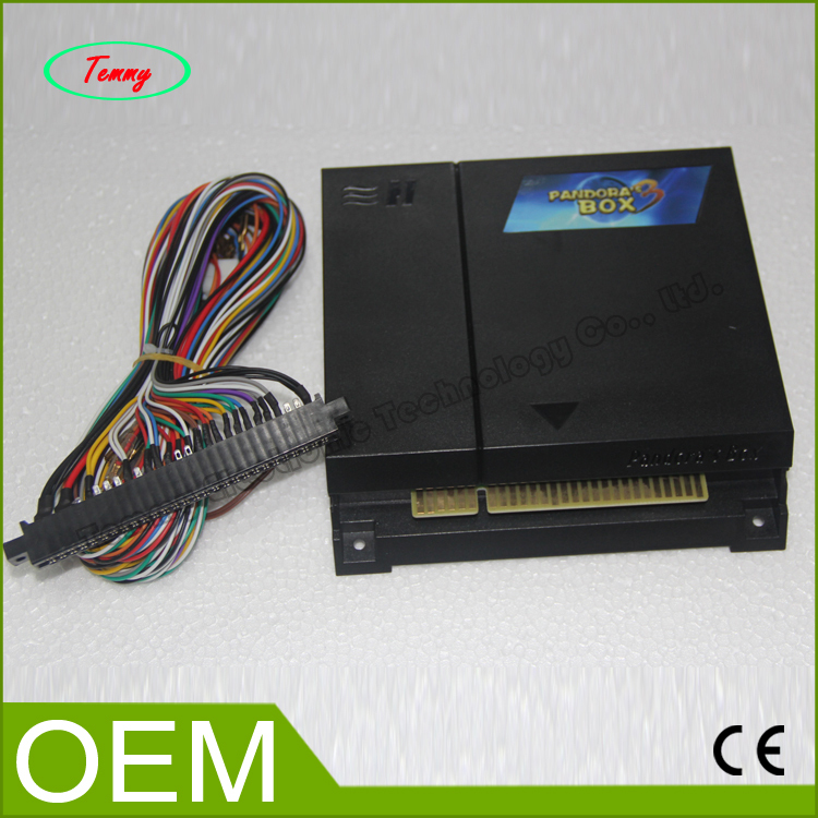 Shop china electron online jamma 28 pin line + 520 in 1 multi game board Pandora box 3(China (Mainland))