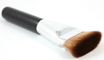2015 New 1pcs Single Professional Blending Flat Contour Blush Brush kit For Face Foundation Makeup Comestic Tools