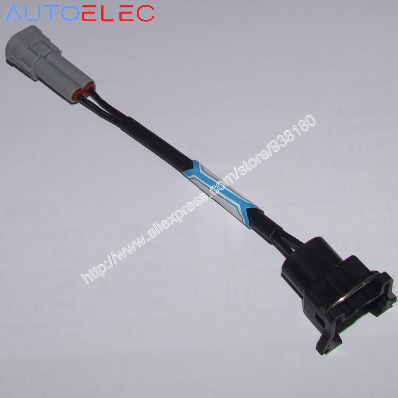 wire harness automobile promotion shop for promotional wire ev1 to nippon denso plug and play fuel injector adapters connectors plugs clips waterproof wire harness connector for bosch