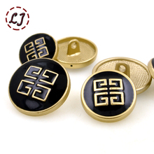 Buy New 15mm/18mm/20mm sewing metal button 10pcs/lot decorative buttons British style overcoat garment accessories DIY for $1.44 in AliExpress store
