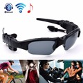 New Fashion Wireless Headphones Bluetooth Sunglasses Music Sun Glasses Headset Mobile Phones Handsfree Stereo Earphone polarized