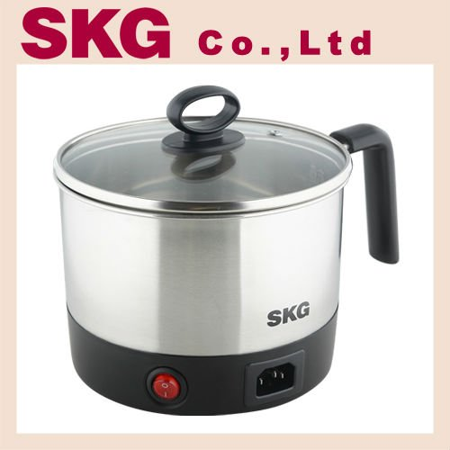 Electric Stock Pot ~ Skg china brand famous new stainless steel electric
