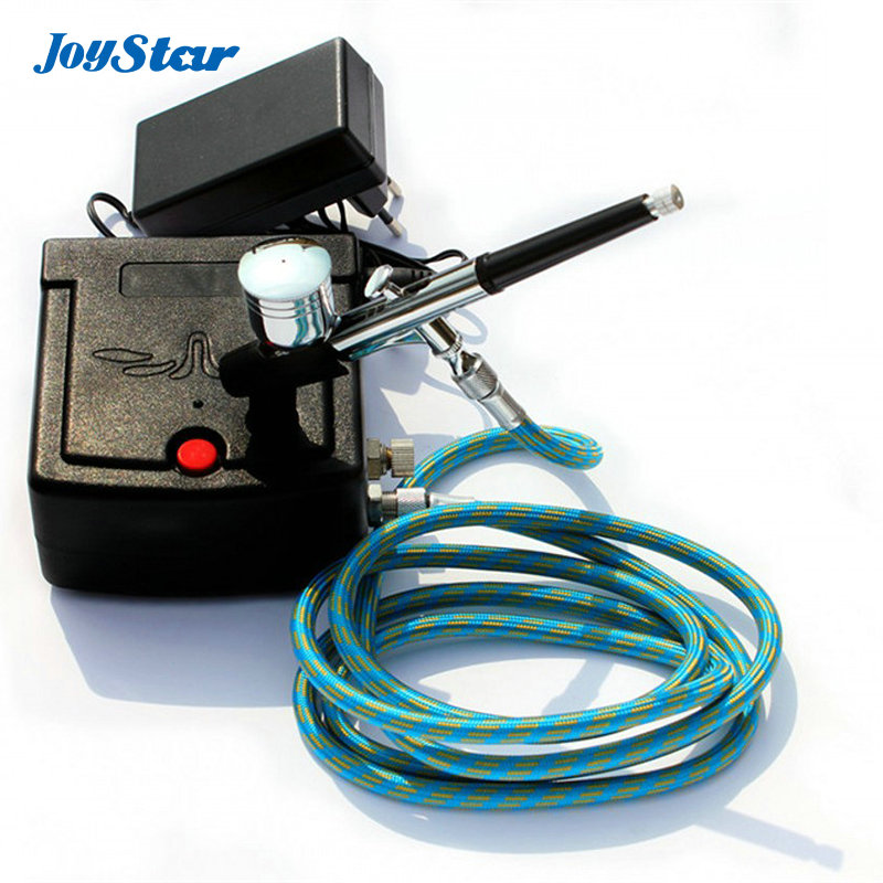 Dual action airbrush compressor Complete kit for cake ...