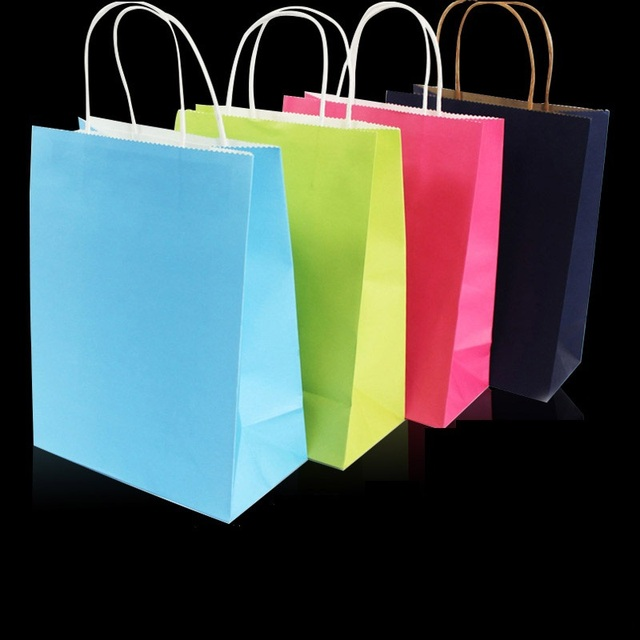 Custom writing paper bags india