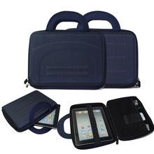 2015 Hard shell eva 10.1 laptop bag 10.1 inch tablet bag free shipping(China (Mainland))