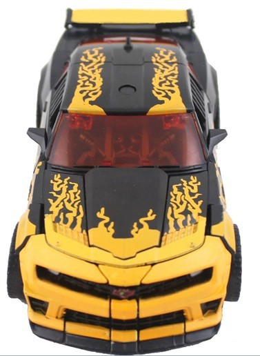 Cool Bumblebee Changeable Robots Action Figure Low Price Toys For Boys Kid's Car Toy With Retail Box