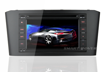 A8 Chipset 1G CPU Car Stereo For TOYOTA AVENSIS 2003-2007 DVD GPS Navi Radio RDS Bluetooth iPod Can-Bus Steering Wheel Control