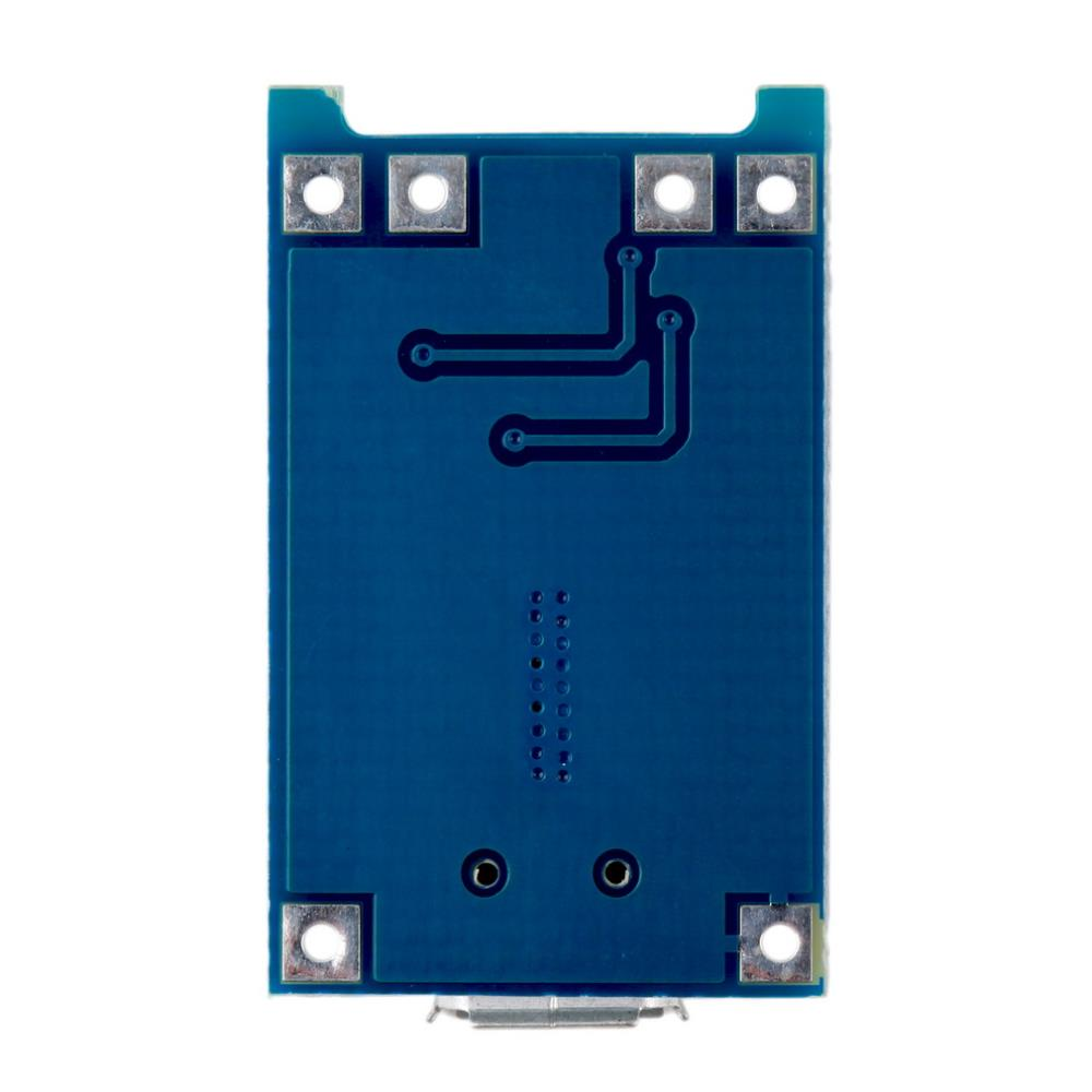 image for New Hot Selling 1pcs 5V Micro USB 1A 18650 Lithium Battery Charging Bo