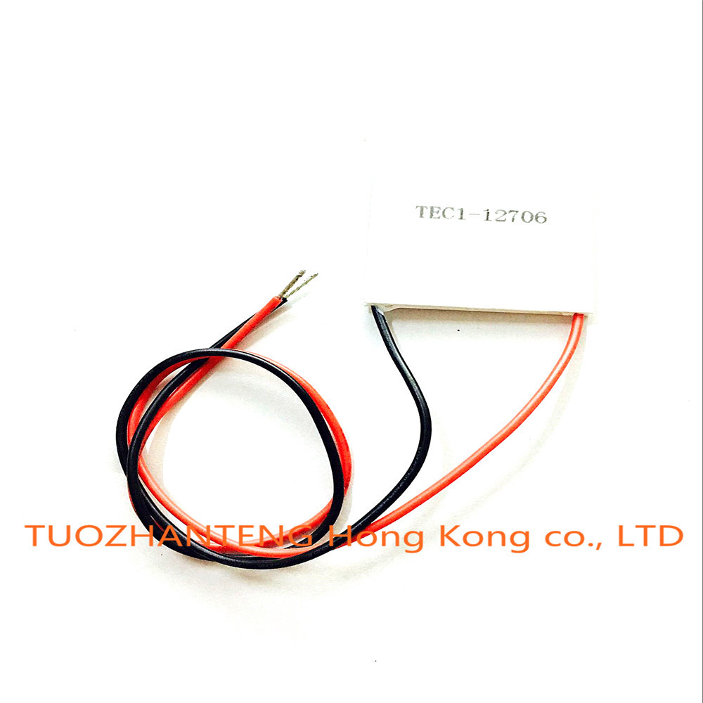 100% New the cheapest price TEC1 12706 12v 6A TEC Thermoelectric Cooler Peltier (TEC1-12706)(China (Mainland))