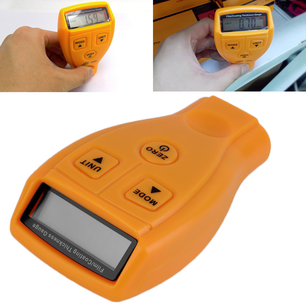 Digital Automotive Coating Ultrasonic Paint Iron Thickness Gauge Meter Tool  hot new<br><br>Aliexpress