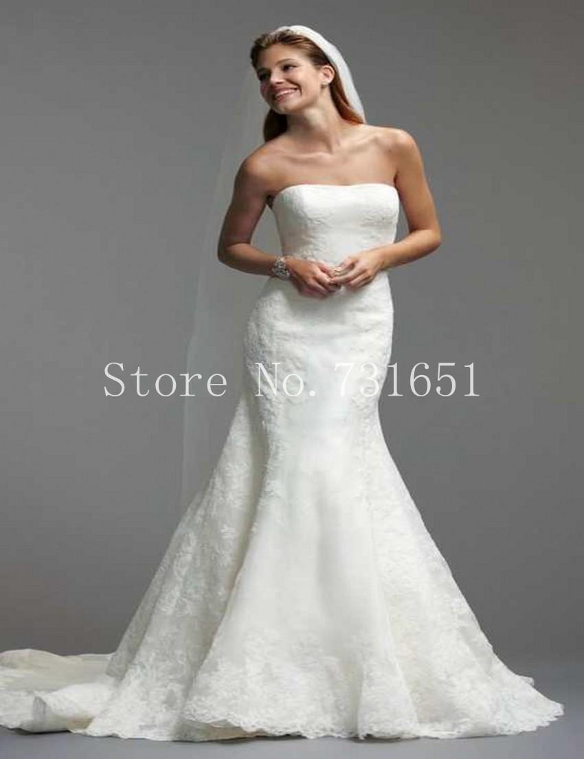 Cheap modern wedding dresses grand for Nice cheap wedding dresses