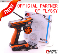 Freeshipping Flysky FS GT3C FS-GT3C 2.4G 3CH Gun Controller Transmitter  Receiver TX Battery  USB Cable For RC Car Boat