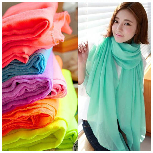 Muslim Hijab Hot Sale Print Adult Scarves Horse The New 2015 Pure Color Voile Cotton Scarf Ms Plain Shawl Autumn And Winter Warm(China (Mainland))