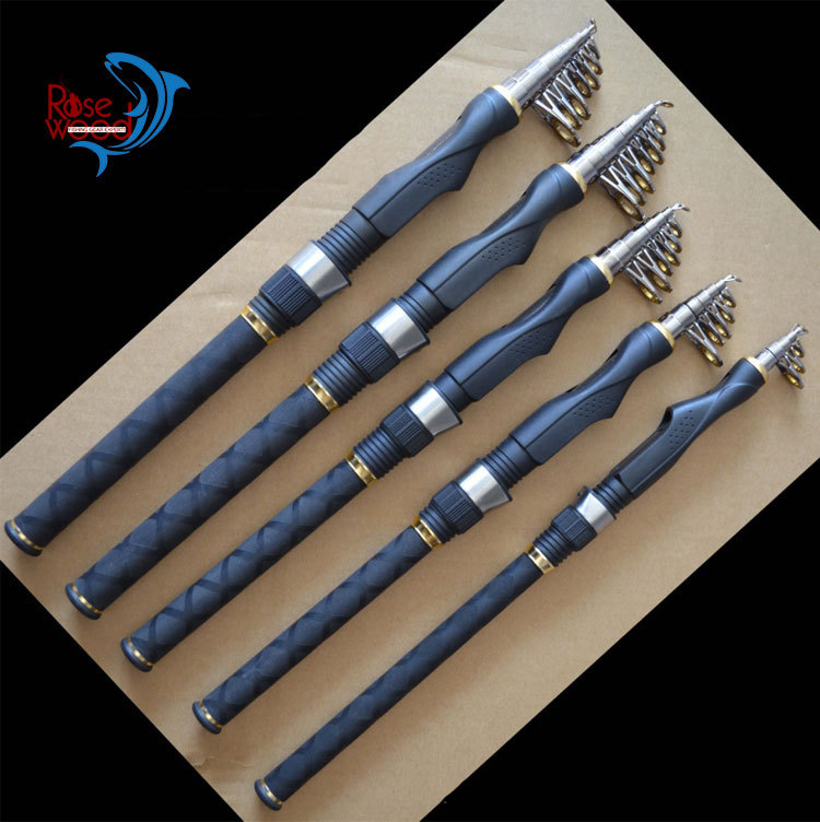 Удочка Rosewood Fishing Gear-OEM brand 1,8 2,1 2,4 2,7 3,0 8 99,9% telescopica carbono telescopic carbon fishing rod-yx-2