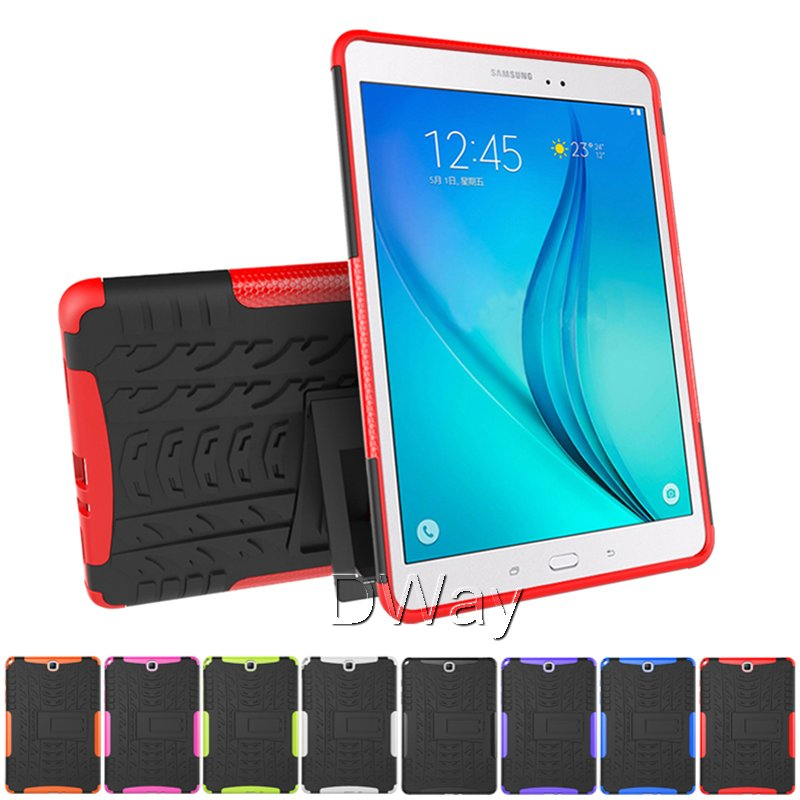 Здесь можно купить  Hybrid Rugged Combo Heavy Duty Hard Cover Case for Samsung Galaxy Tab A 9.7 P550 T550 Stand Tablet Case With Kickstand 10PCS/LOT Hybrid Rugged Combo Heavy Duty Hard Cover Case for Samsung Galaxy Tab A 9.7 P550 T550 Stand Tablet Case With Kickstand 10PCS/LOT Компьютер & сеть