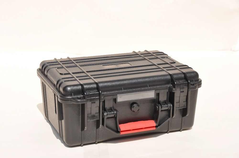 Impact resistant sealed waterproof safety case442x322x191mm tool equipmenst encosure box with wheels Foma Rohs approved  SH45-9