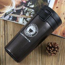 Termo ZOOOBE taza de café de doble pared vaso de acero inoxidable botella de frasco de vacío termo té taza de viaje termo Taza Termo taza(China)