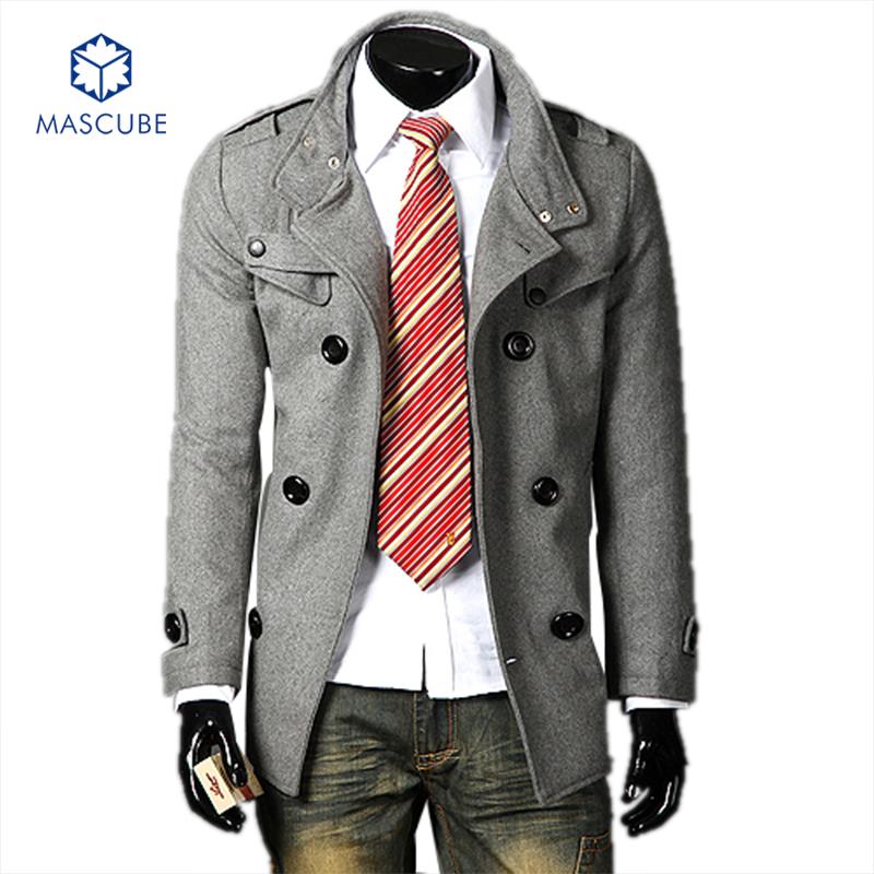 Winter Dress Coats for Men Promotion-Shop for Promotional Winter