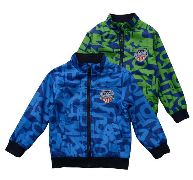 Куртка для мальчиков TOKTIC