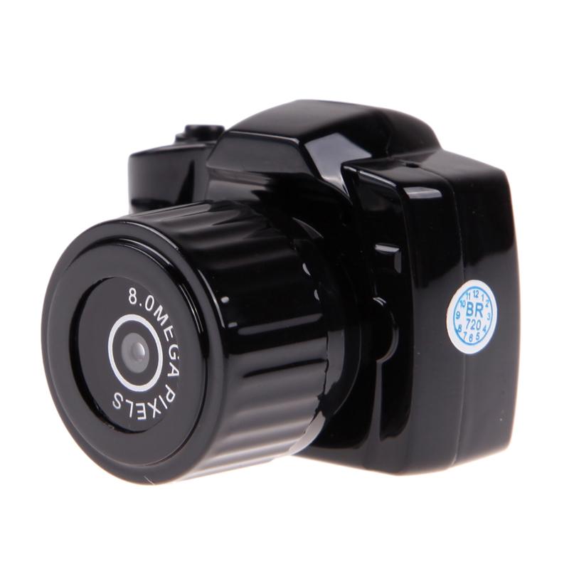 New Black 720P HD High Definition Mini Camera DV Recorder Camcorder NG4S(China (Mainland))